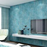 PVC Wallcovering, papier de mur de PVC, tissu de mur de PVC de Moderne-Type, papier peint de PVC