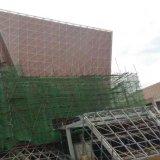Revestimento expandido metal do engranzamento do projeto da forma para a decoração do edifício