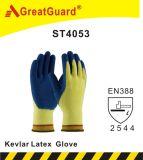 Supershield cortó el guante resistente (ST4053)