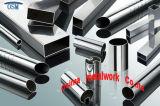 ASTM SA-312/312m, tubo del acero inoxidable de ASTM A269
