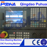 Máquina de perfuração hidráulica da torreta do CNC do CE AMD-357