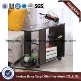 Tabella del lato del nero di disegno della fabbrica di Guangzhou nuova (HX-6M372)
