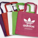 غير يحاك حقيبة مع صنع وفقا لطلب الزّبون علامة تجاريّة لأنّ تسوق