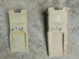Peças padrão dos dentes da cubeta de Daewoo 2713-1219