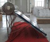 Sistema solar de la calefacción por agua del tubo de vacío