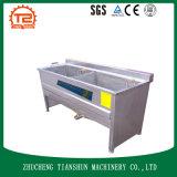 Machine frite électrique pour la friteuse de casse-croûte telle que faire frire la machine Zyd-S15