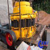 Steinbruch, Grube, Kalkstein, Kleber, Granit-usw. verwendete Kegel-Zerkleinerungsmaschine