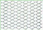 Hoja ampliada aluminio hexagonal caliente barato del acoplamiento del metal del modelo de la venta (anjia-401)