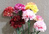 선물/축제 Ikebana 훈장을%s 인공 꽃 카네이션