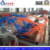 Qualität Plastik-Belüftung-Dekoration-Panel-Strangpresßling-Maschine