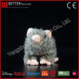 현실적 박제 동물 살아있는 것 같은 견면 벨벳 쥐 아이를 위한 연약한 마우스 장난감