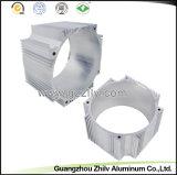Profiel Heatsink van het Aluminium van de Delen van het Product van het aluminium het Auto