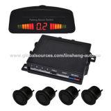 Sistema del sensore di parcheggio della visualizzazione del sistema LED del sensore di parcheggio della visualizzazione di LED