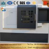 Konkurrierender CNC-Maschine CNC, der Drehbank-China-Hersteller aufbereitet