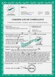 De hoogste Verkopende Stroomonderbreker MCCB CCC/Ce van het Geval van de Stijl 225A Gevormde