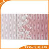 3D印刷の防水赤く無作法な磁器の壁の床のセラミックタイル