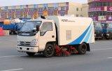 Тележка чистки улицы вакуума всасывания Италии тележки метельщика