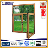 Doppia finestra personalizzata della tenda della stoffa per tendine del telaio