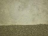 Pelliccia artificiale della pelliccia del tessuto della pelliccia di legame di falsificazione della pelliccia della pelliccia riccia del Faux per l'indumento