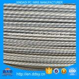 4.6mm ASTM A421のプレストレストコンクリートの鋼線