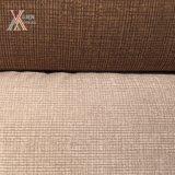 Sofá moderno da tela da forma com Headrest ajustável (972A)