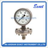 Tout l'instrument Manomètre-Élevé de mètre de qualité de Mesurer-Membrane de pression de solides solubles