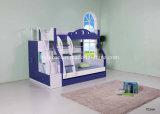 새로운 디자인 아이들 가구 아기 Furntiure 2단 침대 다락 침대