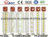 Нов карниз гипса конструкции/карниз полиуретана Cornice/PU Line/PU