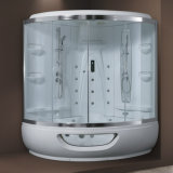 Al van het satijn de Natte Zaal van de Sauna van de Stoom van het Profiel met de Stralen van de Massage (K9707)