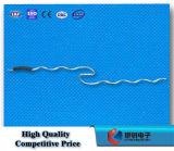 Corbatas de cable y lazos laterales