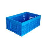 600 x 400mmのリサイクルされる折りたたみフルーツの記憶の分布のプラスチック木枠