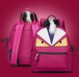 Zaino all'ingrosso popolare di corsa del cuoio del sacchetto di banco del progettista delle borse (SY7894)