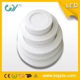 고품질 둥근 아래로 6W 플라스틱 LED 램프