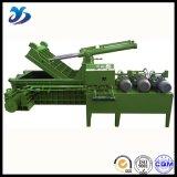 Die Fertigung der Altmetall-Ballenpreßmaschine