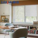 rideaux en aluminium sans fil en bureau d'abat-jour vénitiens de 25mm
