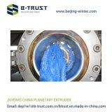 Штрангпресс Ht 200 планетарный для твердого PVC каландрируя с емкостью 1200kg/H