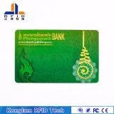 Tarjeta elegante magnética del PVC del asunto de la identificación MIFARE RFID