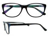 Frame van Eyewear van de Ontwerper van de Optica van Eyewear van de douane het Nieuwe Model