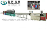 Machine d'extrusion / production de profil en mousse en mousse en plastique