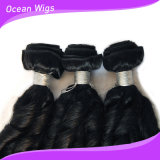 Extension brésilienne de cheveux Virgin Remy, Kinky Curl Human Hair