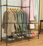 適正価格の寝室の家具の金属のワードローブデザイン