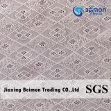 Ткань сетки жаккарда Spandex конструкции Zxp25510 хорошего качества славная Nylon