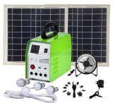 Sistema portatile di energia solare di nuovo disegno del sistema solare 2016