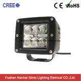 Luz del trabajo del CREE 24W LED para el jeep campo a través (GT1022-24W)