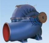 Bomba centrífuga de sução dobro de único estágio da agua potável da série S