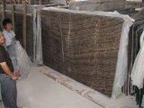 Китай отполировал мрамор Brown естественный. сляб/плитка Brown кофеего 1cm/1.5cm/2cm/3cm Thcikness мраморный