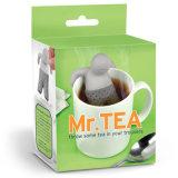 O Sr. por atacado relativo à promoção o mais popular Chá Infuser do silicone