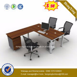 밑바닥 가격 L 모양 멜라민 관리 사무소 테이블 (HX-5118)