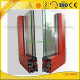 Изоляция жары алюминиевые профили Windows покрытия порошка и дверей