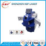 200W saldatrice del laser dei monili di alta precisione YAG per oro/metallo/argento/acciaio inossidabile